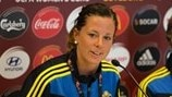 Sweden training and press conference