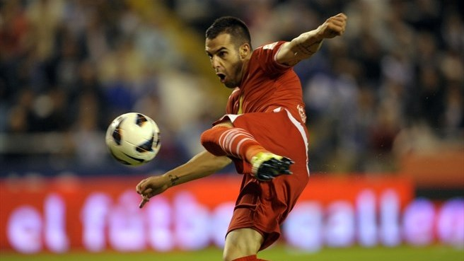 Manchester City raid Sevilla again for Negredo