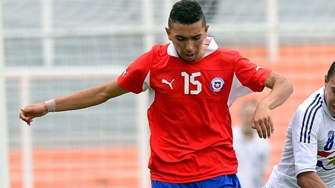 Chelsea welcome Chilean youngster Cuevas