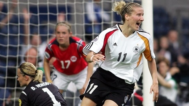 Germany hold edge in Norway finals