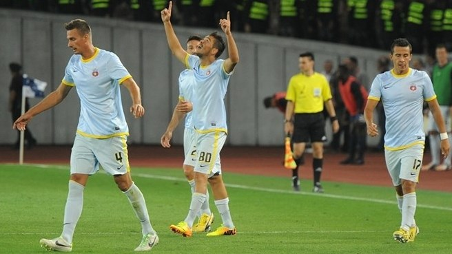 Iancu on cue as Steaua defeat Dinamo