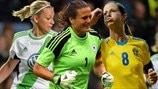 Angerer, Schelin and Goessling shortlisted