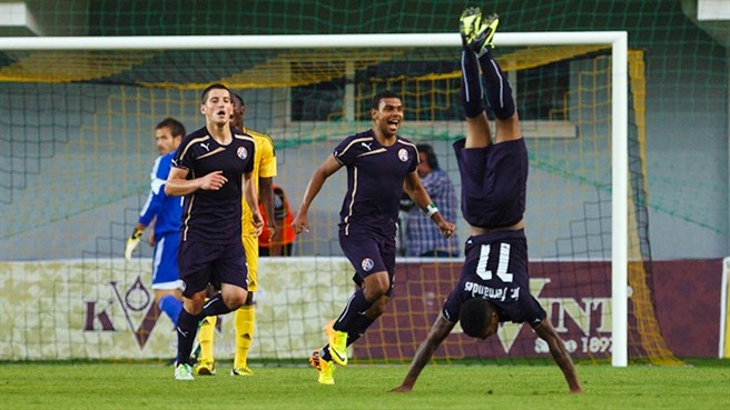 History repeated as Dinamo down Sheriff