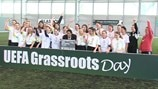 Girls focus for Scotland's Grassroots Day