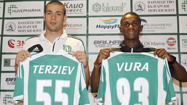 Misidjan and Terziev sign on at Ludogorets