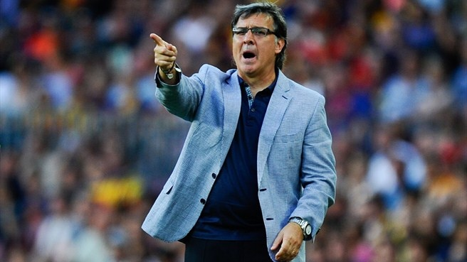 Martino off to a flier at Barcelona helm
