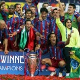 Highlights: Barcelona's 2006 final win over Arsenal