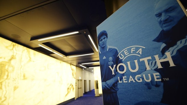 Stage set for UEFA Youth League