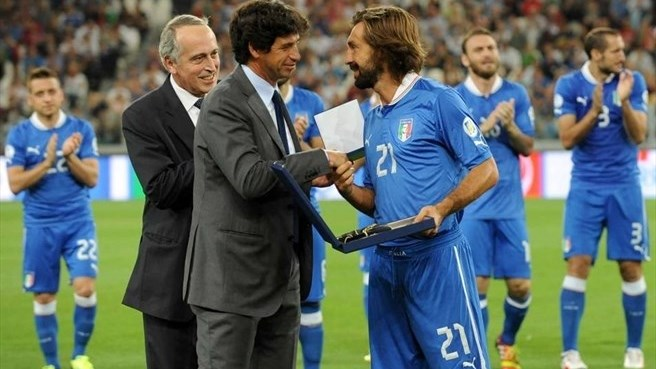 Milestones laid as Italy's journey continues