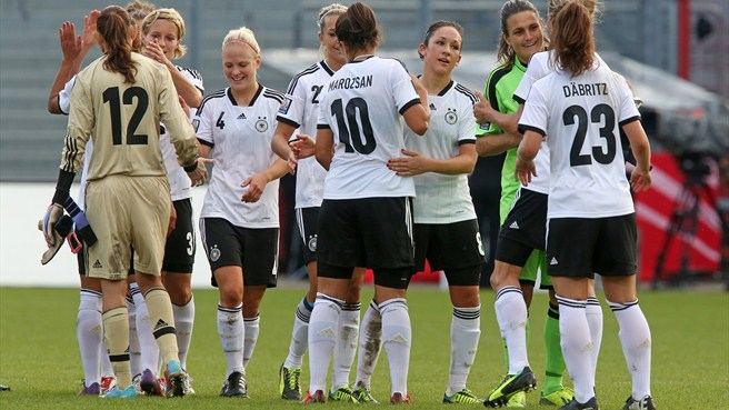 Germany, Switzerland open qualifying well