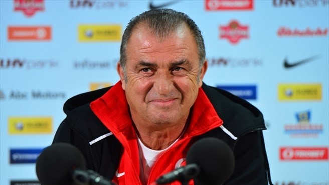Fatih Terim: My team of 2013