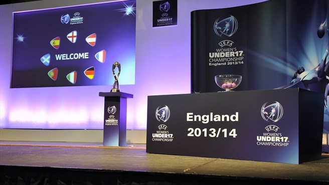 2013 UEFA European Women's Under-17 Championship finals draw