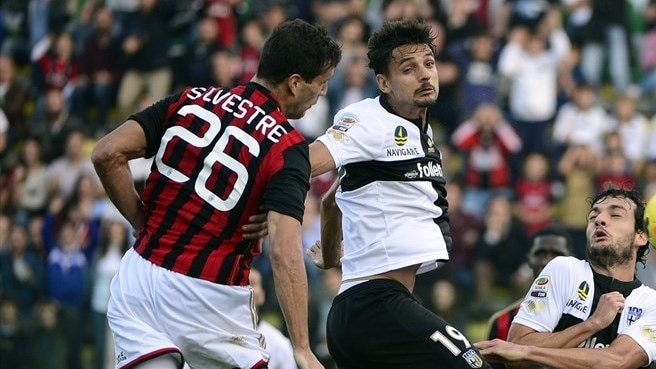Milan deprived of Silvestre again
