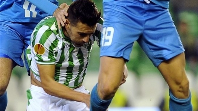 Betis lose Torres for knockouts