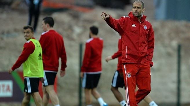 Bayern aim to end trophy-laden year on a high