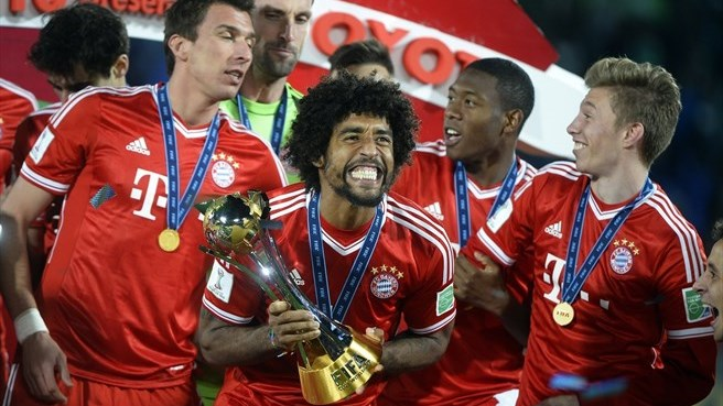 Bayern add Club World Cup to 2013 haul