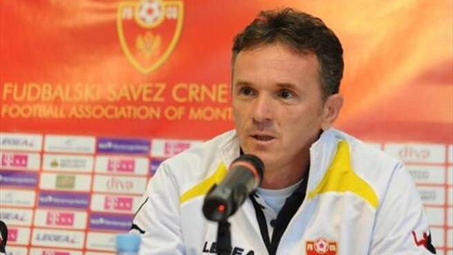 Brnović aims for third time lucky with Montenegro