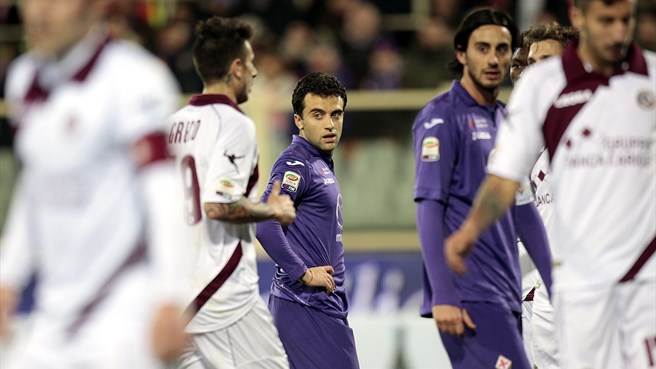 Fiorentina's Rossi ruled out