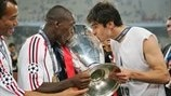 Four-time winner Seedorf one of a kind