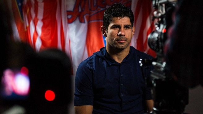 Costa striving for Atlético success