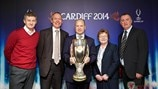 Cardiff's Super Cup 'honour'