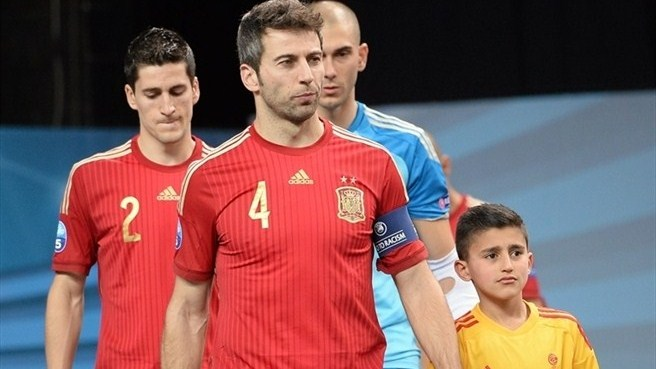 Spain captain Torras bows out
