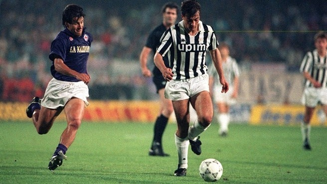 Juventus v Fiorentina: five memorable meetings