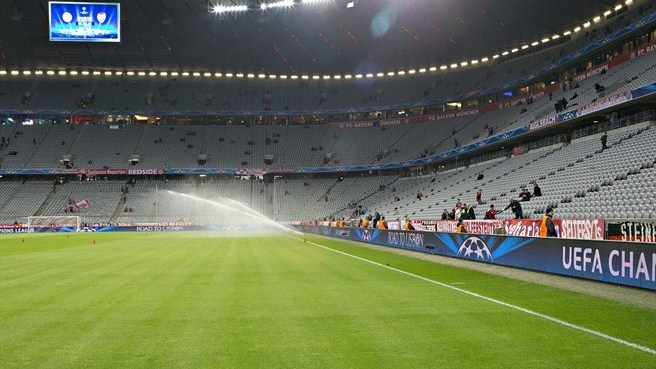 Partial stadium closure and fine for Bayern