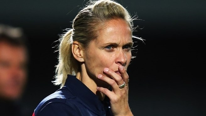 Kerr appointed Scotland women's team coach