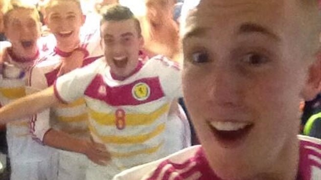 Scotland book their passage to Malta