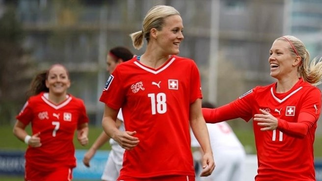 Iceland v Switzerland: Women's EURO facts