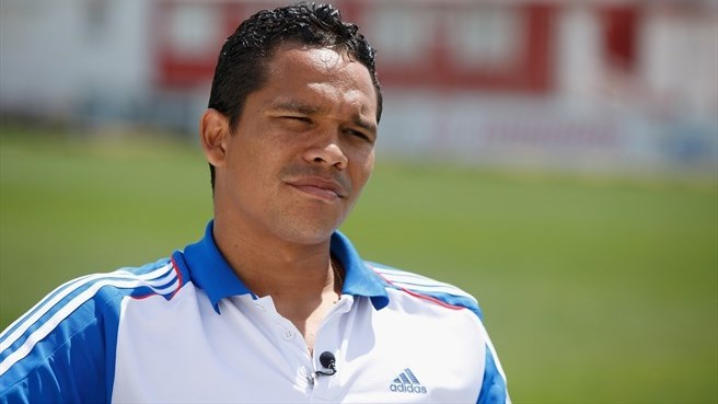 Bacca making most of good times