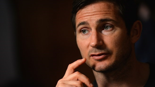 City secure Lampard until January