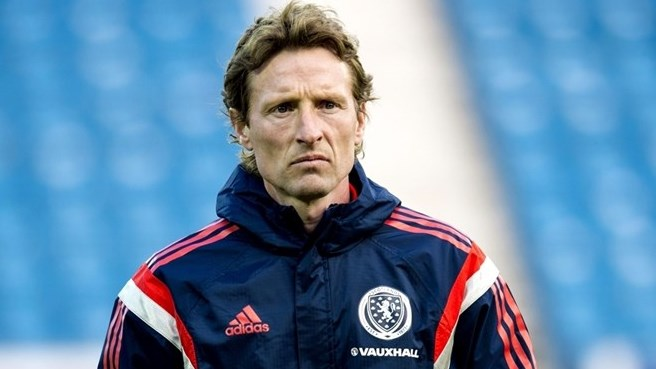 Gemmill eager to grasp the nettle with Scotland