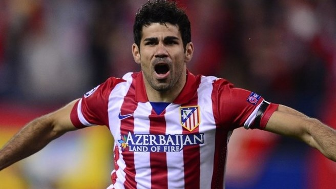 Chelsea to sign Atlético striker Costa