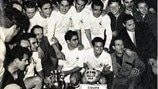 Spain's European Cup winners