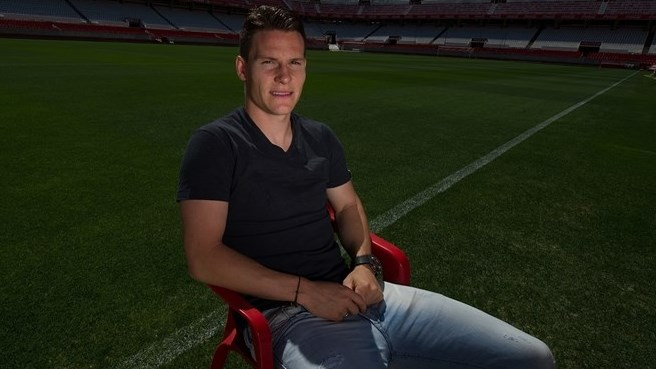 Gameiro: Sevilla must have 'no regrets'