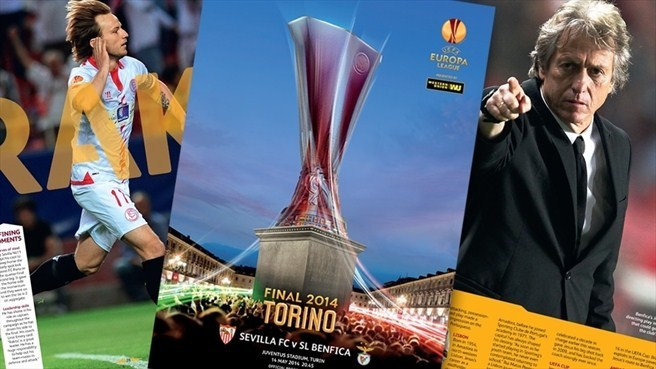UEFA Europa League final programme out now