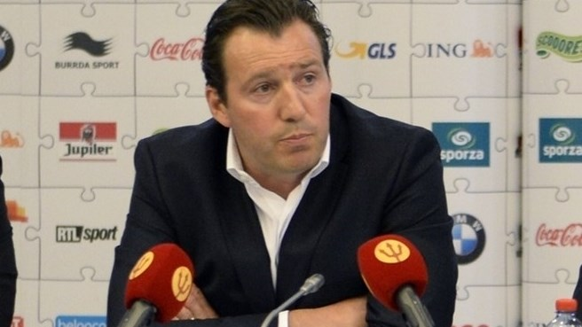 Wilmots goes with youth for Belgium