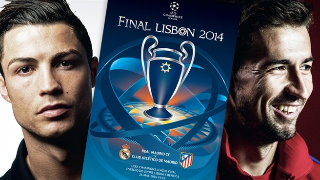 UEFA Champions League final programme out now