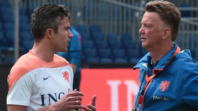 Van Gaal names Netherlands World Cup squad
