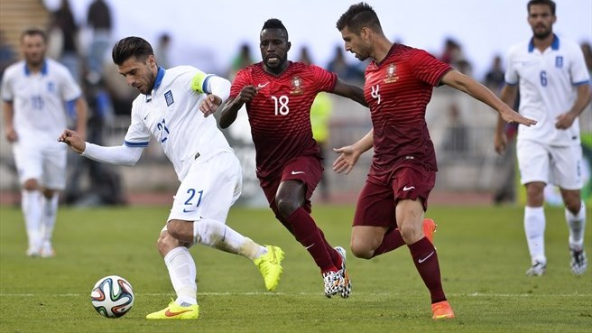 Stalemate between Portugal and Greece