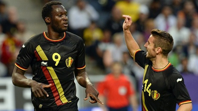 Belgium warm up with Sweden success