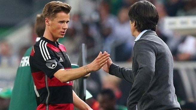 Löw strikes his Germany balance