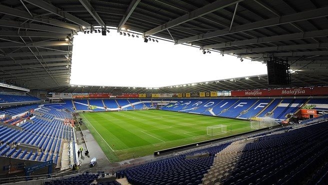 2017 Women's Champions League final: Cardiff