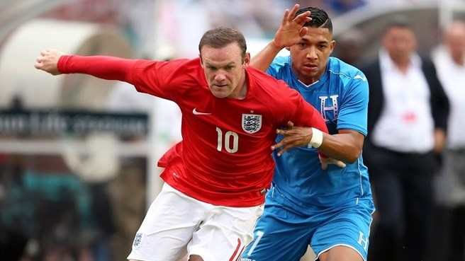 England held by Honduras after storm delay