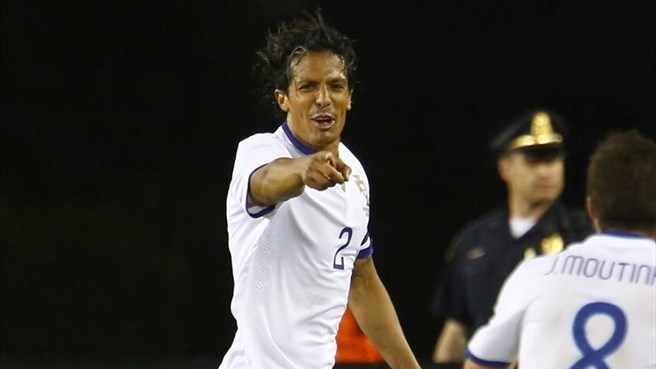 Bruno Alves heads Portugal to victory