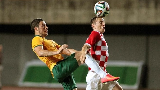 Croatia edge Australia in final warm-up game
