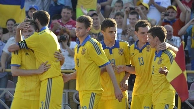 Ukraine v Germany U21 play-off preview