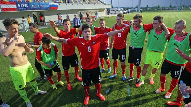 Lineup complete for Under-19 finals in Hungary